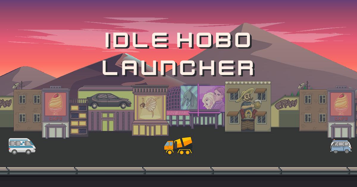 Image IDLE Hobo Launcher