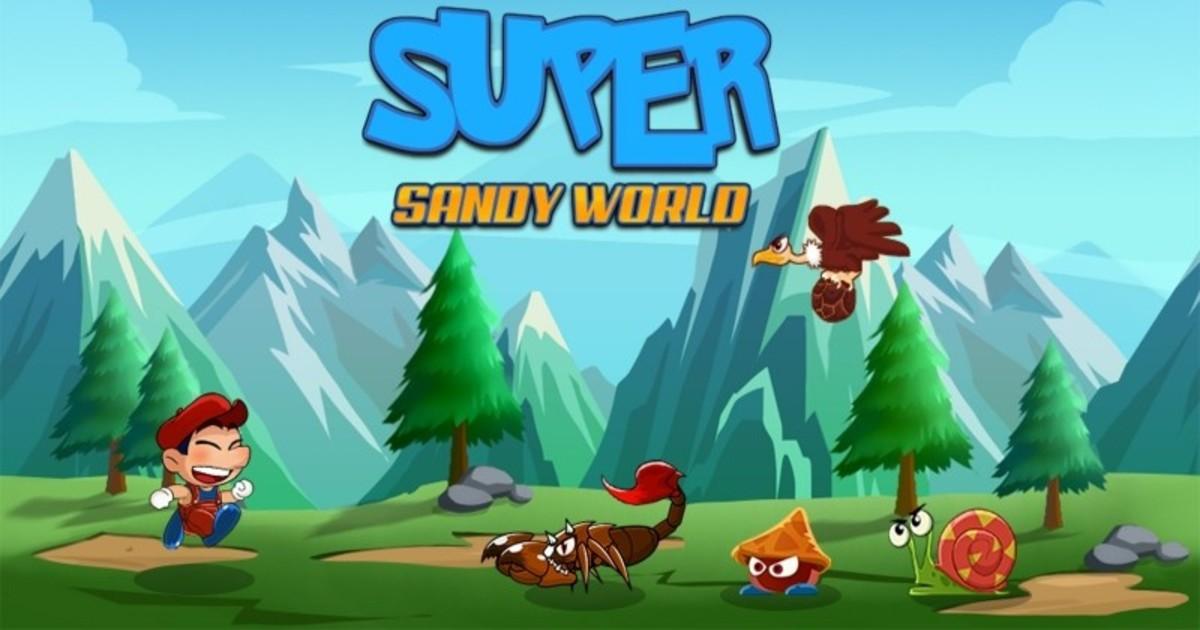 Super Sandy World!