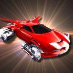 Futuristic Cars Puzzle
